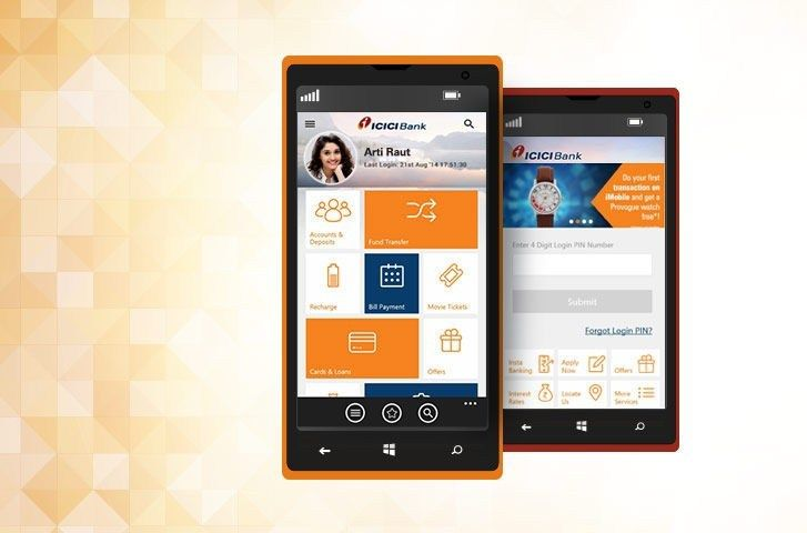 Exclusive: ICICI Bank's mobile banking app iMobile gets a huge update for Windows Phone - http://lovablelumia.com/2016/02/icici-banks-mobile-banking-app-imobile-gets-a-huge-update-for-windows-phone/
