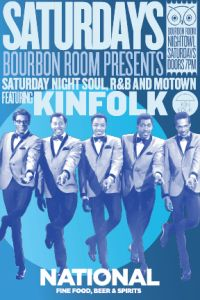 Soul Night @ The Bourbon Room at National on 10th | Calgary | Alberta | Canada