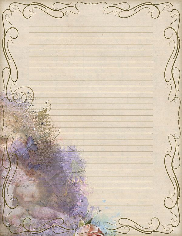 """J'aime ce côté """"papier a lettre"""", j'aime pas tout à fait l'esthétisme de celle-là (je ferais pas tout à fait ça quoi) mais à garder comme inspi pour les notes notamment et puis aussi le côté je me parle à moi-même (je me soigne, je m'aime) et bien sur conseil écrire à son amoureux, passer par le papier etc."""