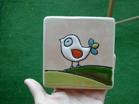 Coccolarte Bottega creativa: Ceramica: Cuerda Seca