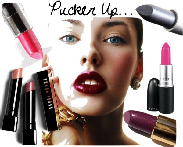 Picking the Perfect lipstick