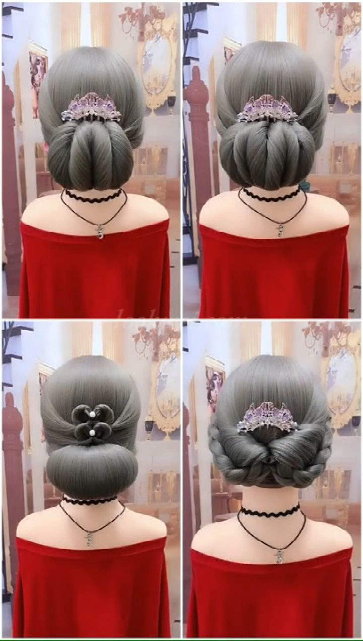 30+ Braids Hairstyle Idea & Quiffed Ponytail Hairstyle