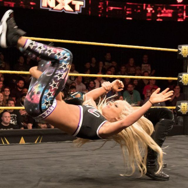 WWE NXT Photos – Killian Dain, Liv Morgan vs. Billie Kay  Read more: http://www.celebskart.com/wwe-nxt-photos-killian-dain-liv-morgan-vs-billie-kay/#ixzz4Yfe078cR