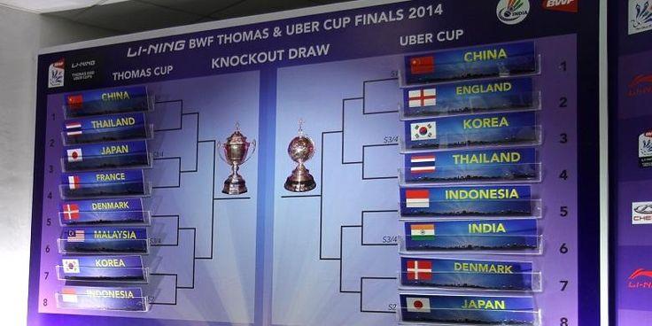 Jadwal Siaran Langsung Final Thomas Cup, Indonesia Vs Denmark   Info Olahraga