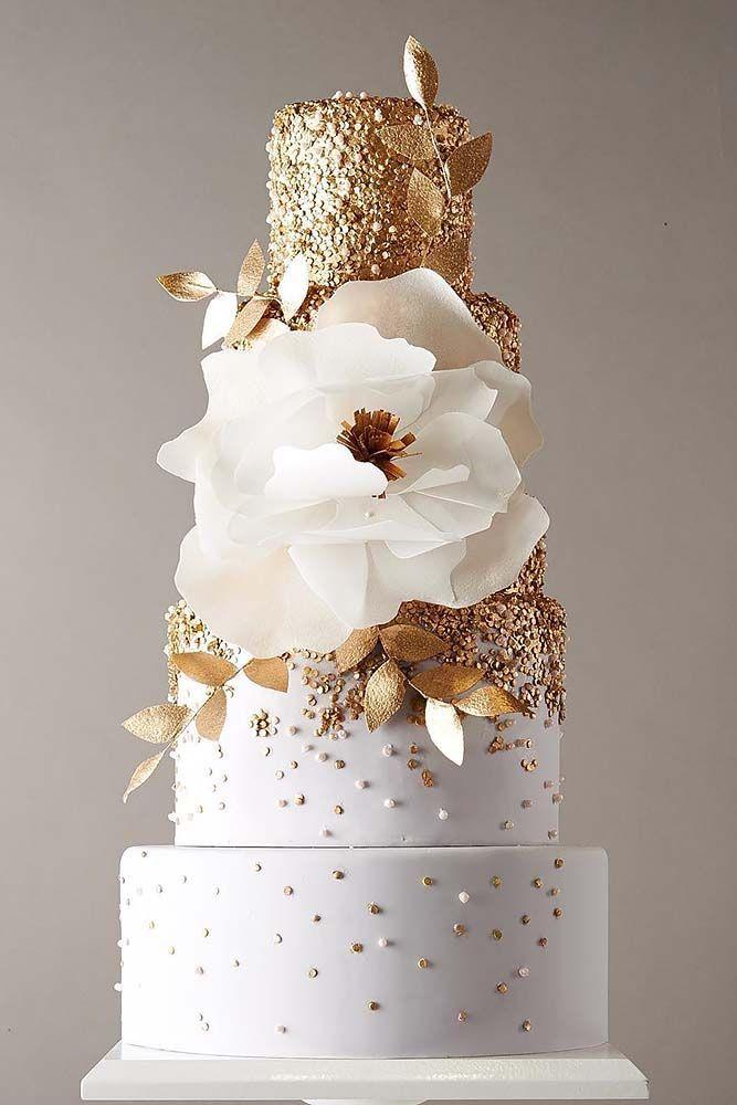 Einfache, elegante, schicke Hochzeitstorten ❤ Weitere Informationen: www.weddi …   – Cake Topperss