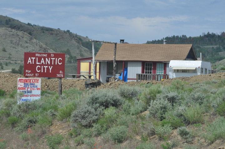 Atlantic City, Wyoming
