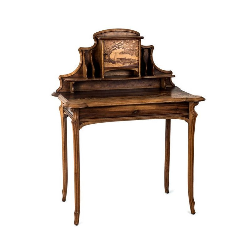 Small writing desk, 1900-15