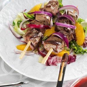 Перуанские кебабы из сердца рецепт – основные блюда. «Афиша-Еда»
