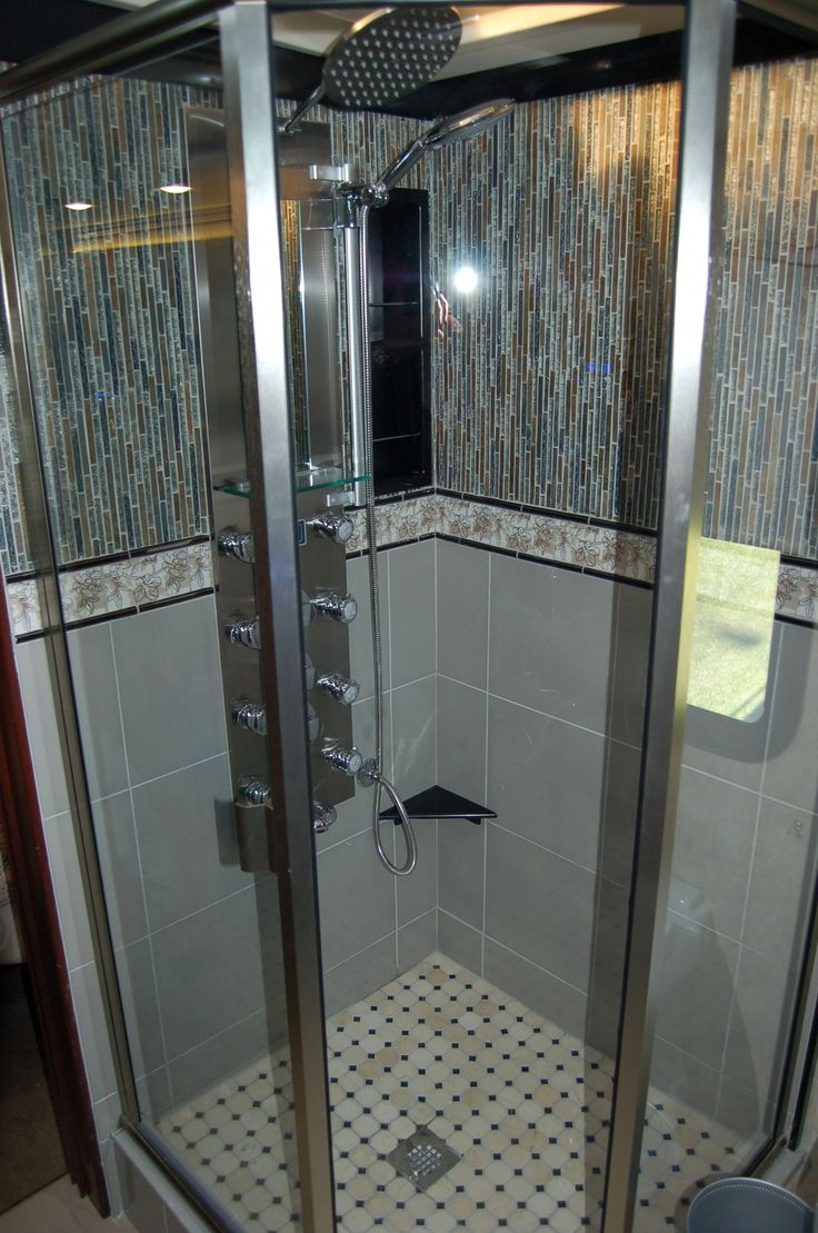 7 Best Rv Shower Upgrades Images On Pinterest Motorhome