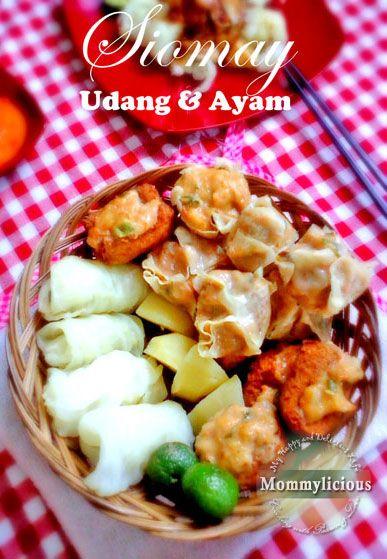 Siomay Udang dan Ayam