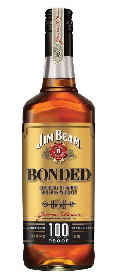 Jim Beam Bonded Kentucky Straight Bourbon Whiskey #Whisky