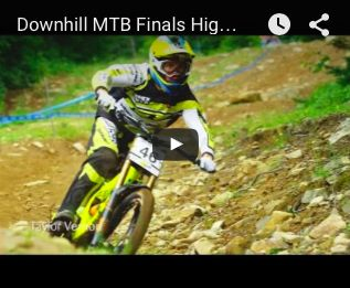 BikeSplosh - All Things Bikes: Claudio's Mountain Bike POV from Mont Sainte Anne