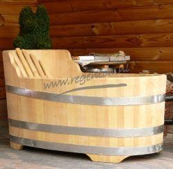 Badkuip ligmodel klein compl. klein excl. kachel
