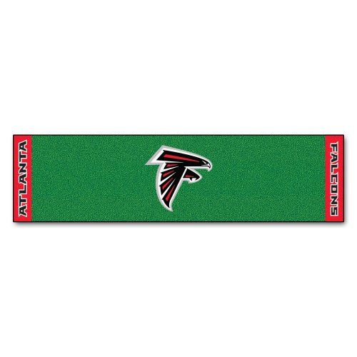 Golf Games Collection | FANMATS NFL Atlanta Falcons Nylon Face Putting Green Mat >>> See this great product. Note:It is Affiliate Link to Amazon.