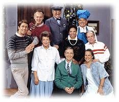 "Mr. Rogers Neighborhood Characters | The cast of ""Mister Roger's Neighborhood"""