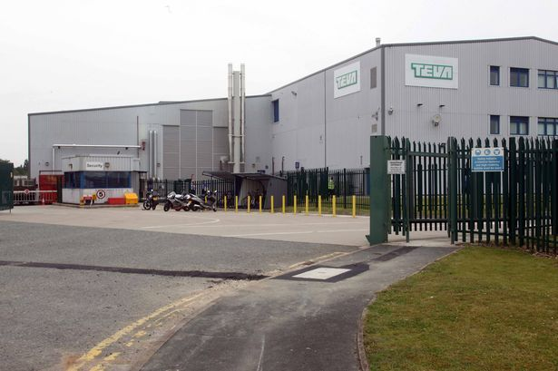 Pharmaceutical firm Teva to axe jobs at its Runcorn manufacturing site