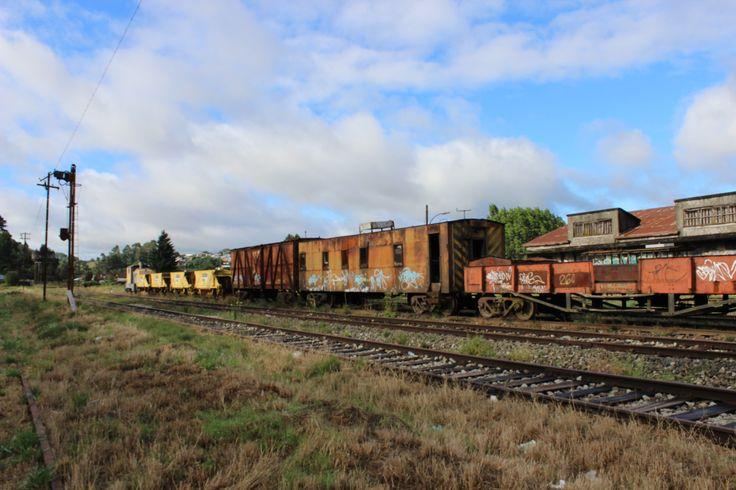 Líneas Férreas Osorno. Febrero 2014