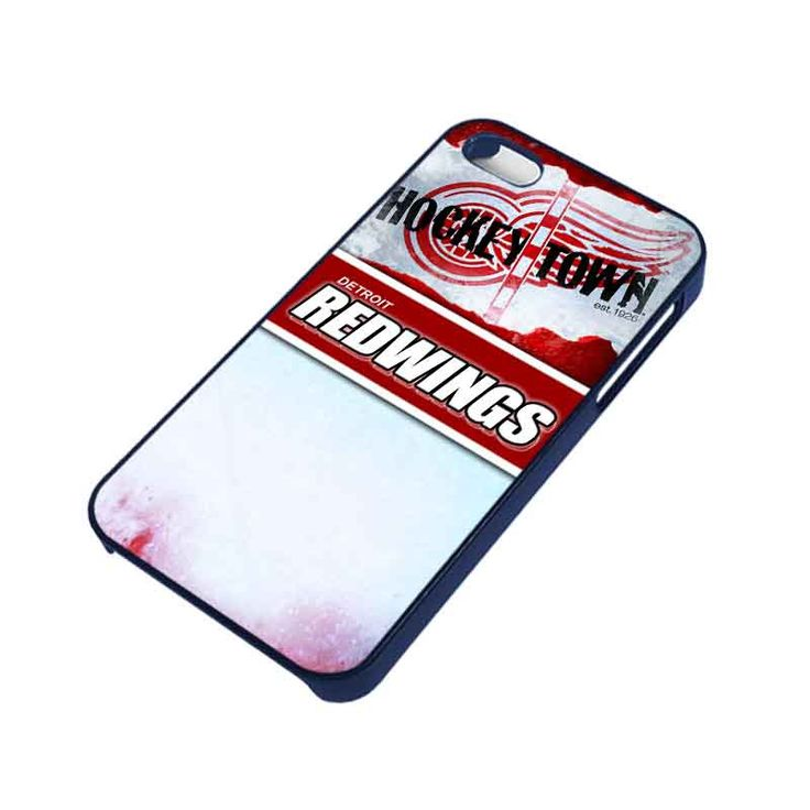 DETROIT RED WINGS NHL iPhone 4 / 4S Case – favocase