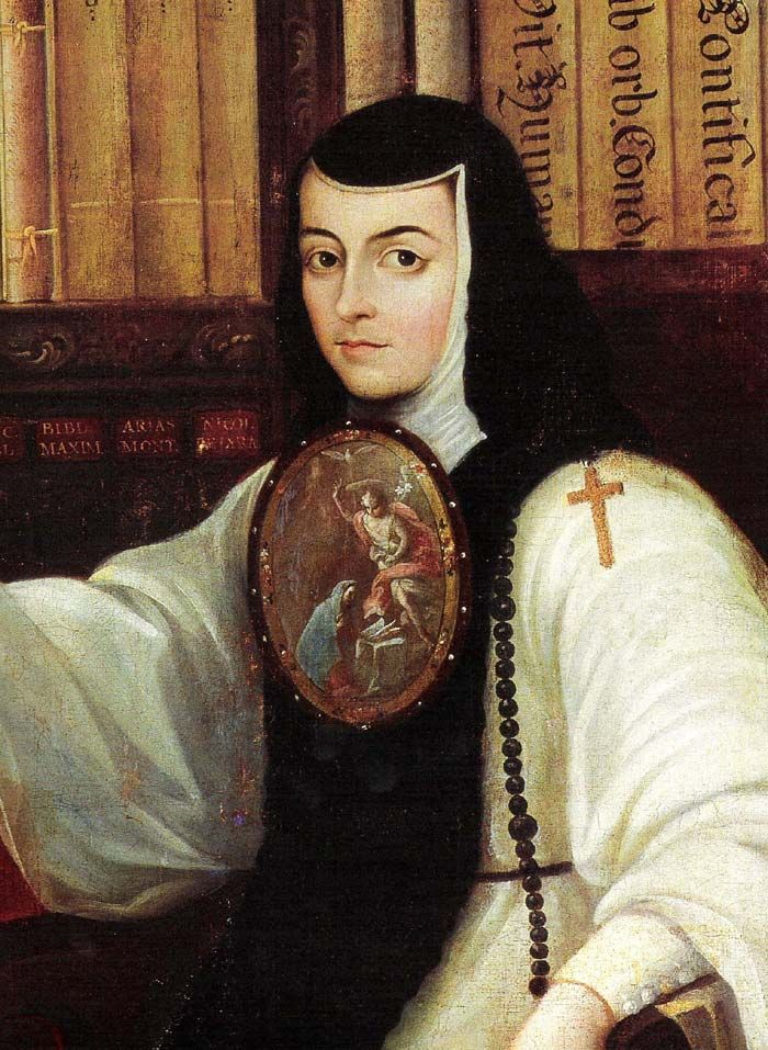 Sor Juana Inés de la Cruz. From child prodigy to the most subversive poet in the history of Latin America. Hands down!