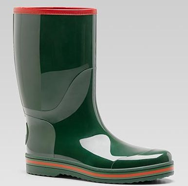 Gucci Men's Rain Boots