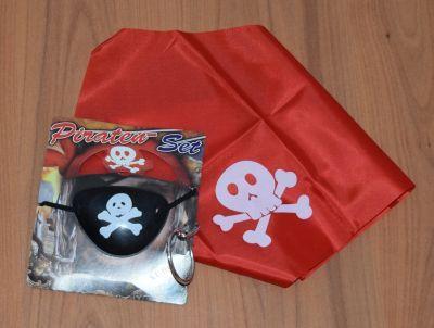 palarie costum pirat