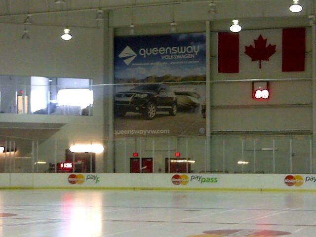 Another grand format banner for Queensway Volkswagen.