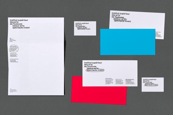 L'Institut supérieur des arts de Toulouse (IsdaT) regroupe l'École supérieure des beaux-artset le Centre d'études supérieures musique et danse de Toulouse. L'identité visuelle imaginée en 2012 pour le nouvel établissement, à l'invitation d'Yves Robert, devait tenir compte de la présence des deux composantes, les beaux-arts d'un côté et le spectacle vivant de l'autre. Un logotype et une charte communs, déclinables en deux couleurs, permettent l'identification des deux entités : l'ensemble…