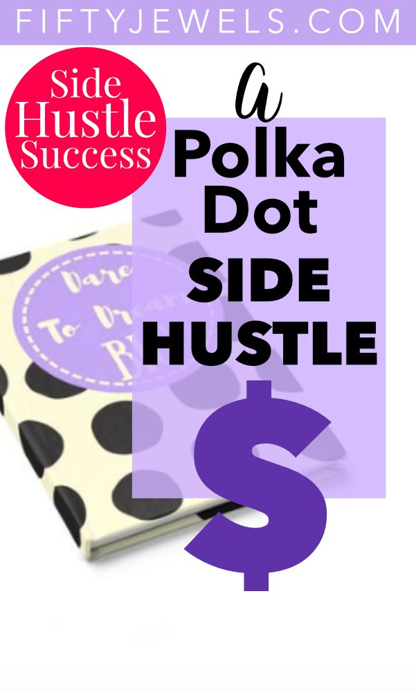 Polka Dots – A Pattern for Side Hustle Success – Side Hustle