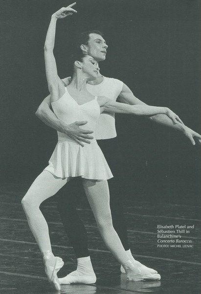 Elisabeth Platel and Sébastien Thill
