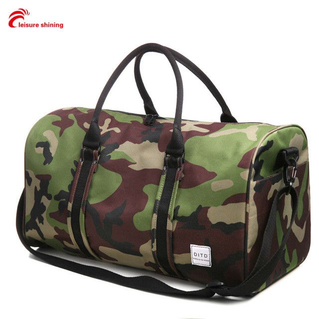 Large Capacity Sports Leisure Bag Travel Bag Gym Bag Mens Short Distance Luggage for Men And Women