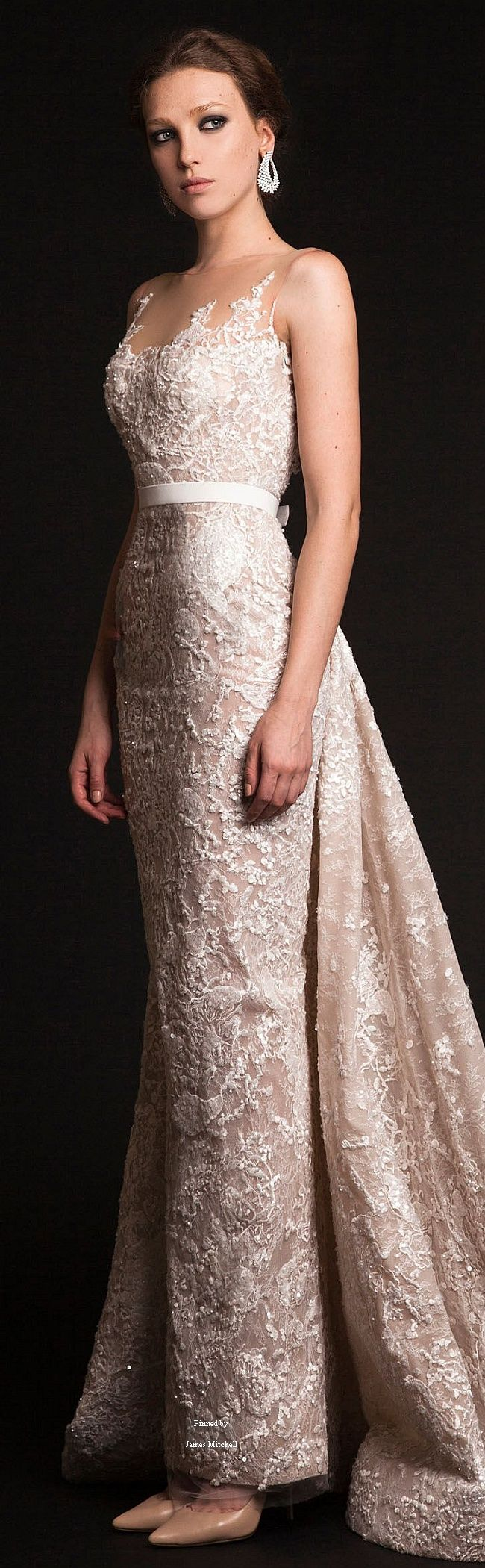 Krikor jabotian ss 2015 wedding dresses pinterest for High fashion couture