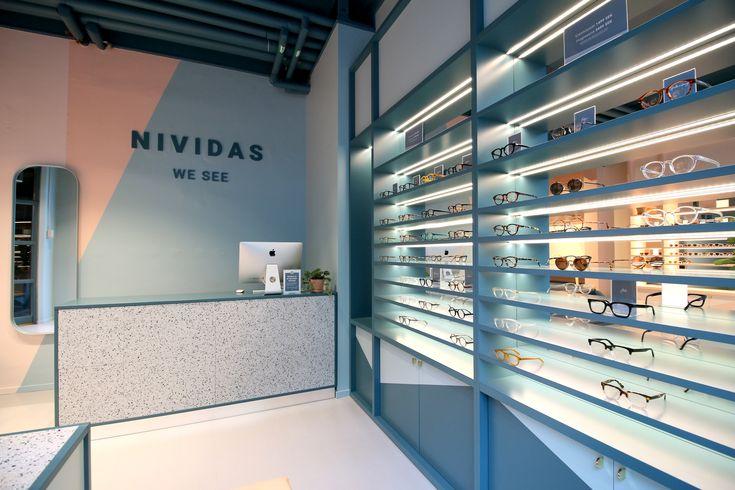 Nividas concept store Malmö by PartBukowska architects