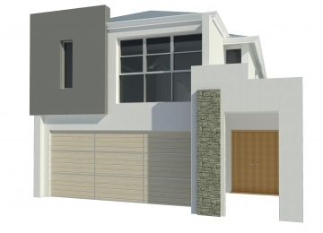 The Coogee - 10m deluxe 2 storey home