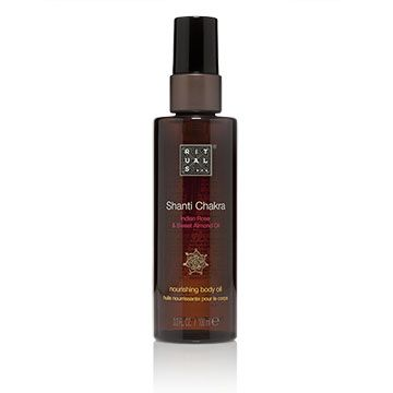Shanti Chakra - Body oil