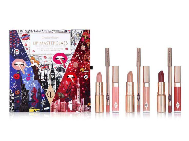 Charlotte Tilbury Lip Masterclass lip kits