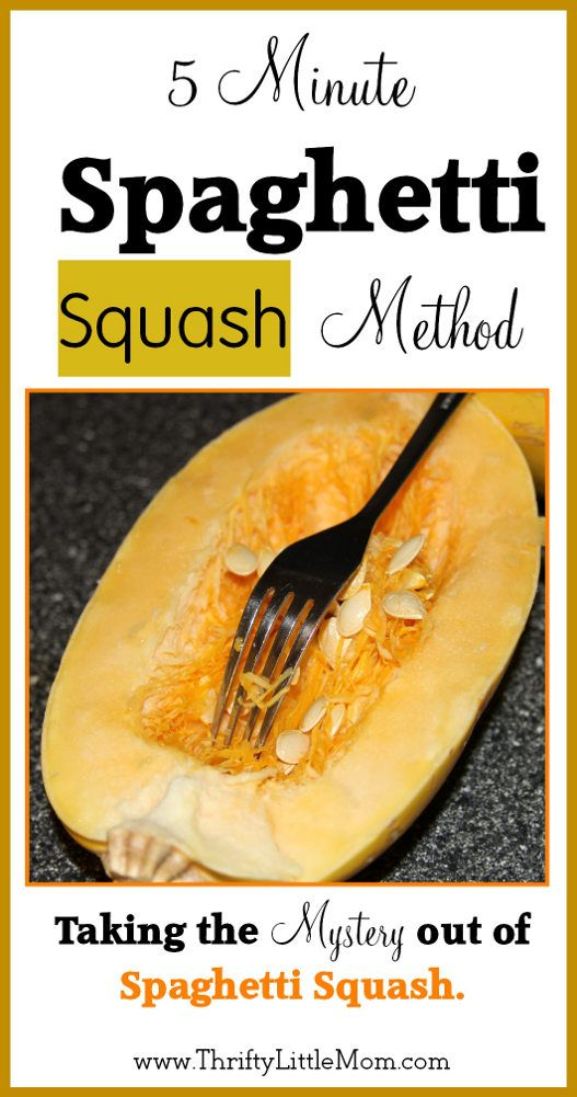 How to prepare and use spaghetti squash as a healthy, filling low-carb noodle alternative.