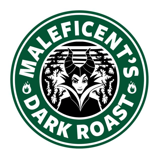 Maleficent's Dark Roast -TeePublic