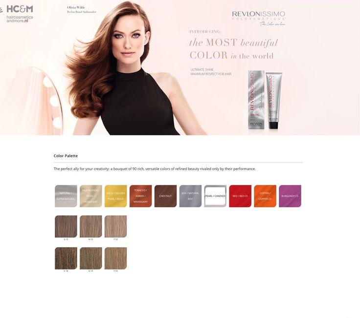 revlon professional revlonissimo colorsmetique color palette pearlcandied - Revlon Coloration