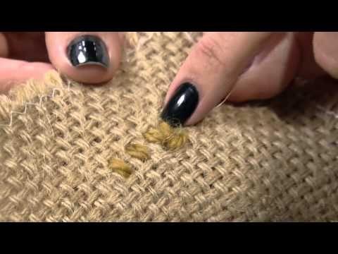 Mulher.com 03/06/2013 Ana Maria Sousa - Ponto arraiolo Parte 2/2 - YouTube