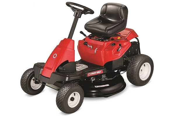 Troy- bilt Premium neighborhood riding lawn mower