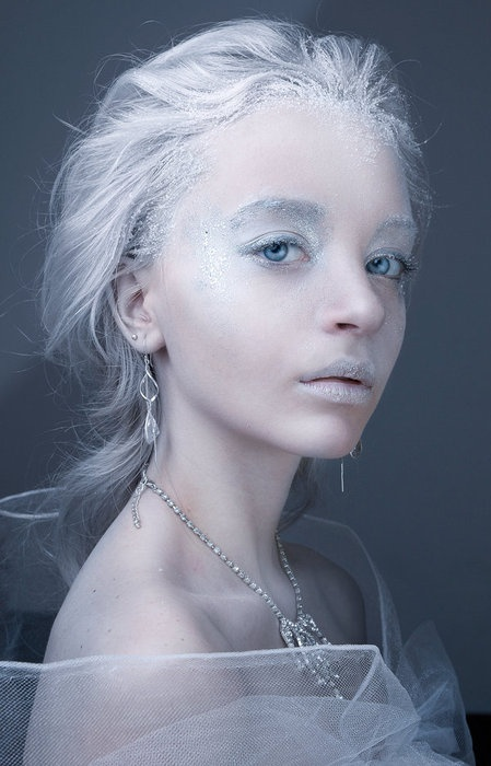 ice ice model winter white Iulian Dumitrescu Photography