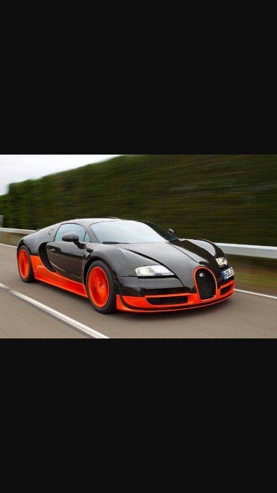 Love the Veyron :)
