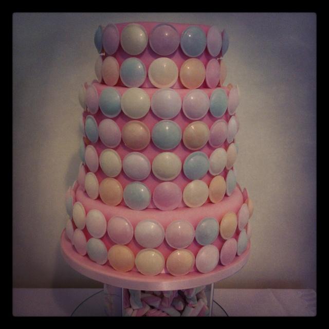 flying saucer cake