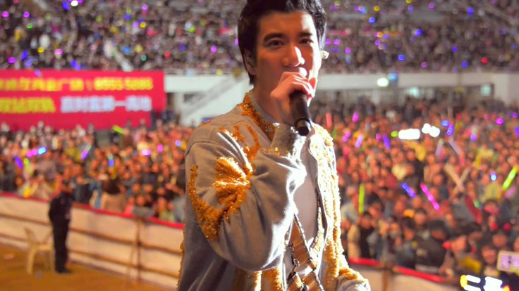 """2013.12.14 王力宏 火力全開 溫州 ''我愛你'' Wang Leehom Wenzhou """"Open Fire"""" Concert"""
