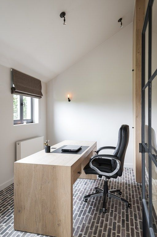 Home Office - Expro - Interieurarchitect Josfien Maes