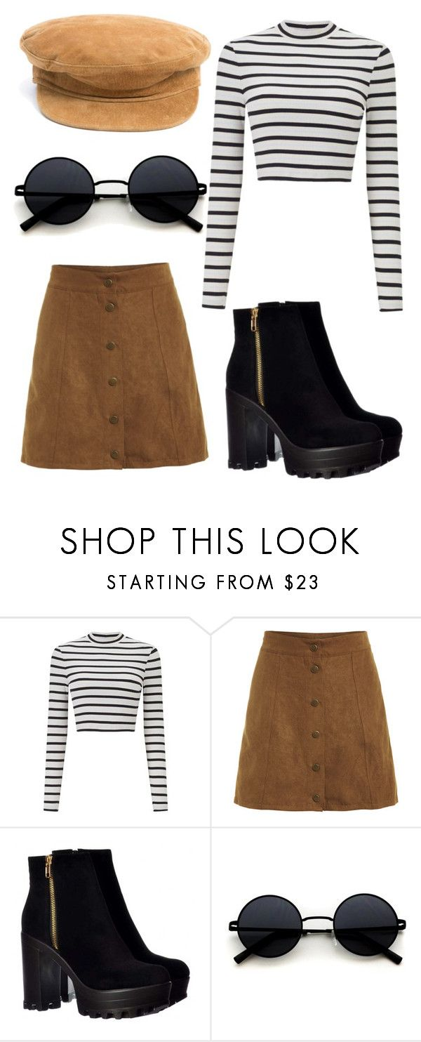 """Untitled #104"" by littlebirdy96 ❤ liked on Polyvore featuring Miss Selfridge and Olive & Pique"