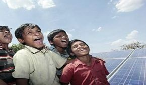 The Indian economy can largely prosper with solar energy and it can help the country achieve energy independence and propel India forward as a 'green nation'. In a report presented in the Renewable Energy Focus magazine, the scope of solar energy in India has been discussed elaborately.    http://www.infrawindow.com/eco-development/india-has-great-potential-for-solar-energy-says-report_159