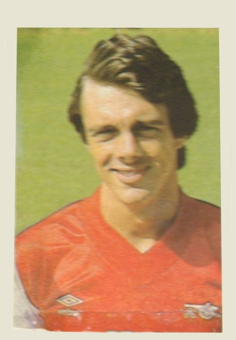 007 - David O'Leary (Arsenal) - Defender. Age 24. Born in London. Joined Arsenal as an apprentice in June 1973 and made his Arsenal debut in 1975. Has been rated as one of the best central defenders in the world. Has been capped many times at international level for the Republic of Ireland. Ht. 5.11 Wt. 11.3