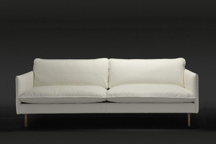 Ilma sofa/couch/sohva by Kuusilinna <3. Designed in Finland. Made in Finland.