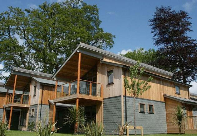 Woodland Homes, Self Catering at The Cornwall Hotel Spa & Estate